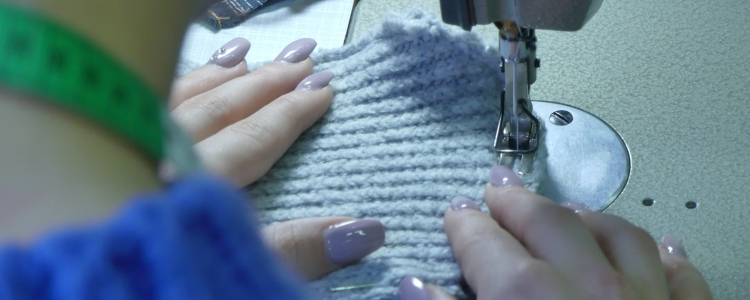 Nails at work - Foto: Sandy (uitsnede)